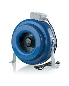 """VENTS-US 12"""" AntiRADON In-Line Centrifugal Metal Fan - VKM 305 Series"""