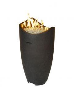 American Fyre Designs Wave 20-Inch Fire Urn