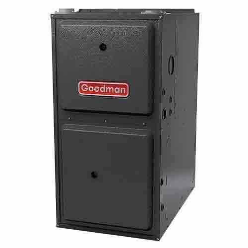 Goodman 80,000 BTU 98% Upflow Variable Speed Gas Furnace 1600 CFM GMVM970804CN